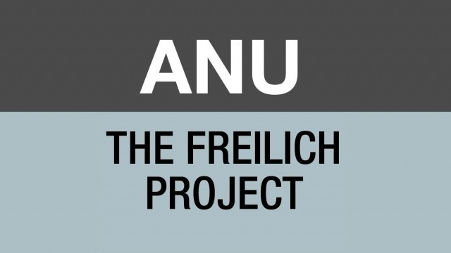 Freilich Research Network Event
